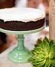 chocolate Irish stout cake