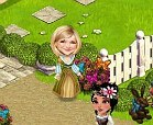 Martha Stewart on the online game CastleVille