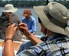 knitting vacation aboard a sailing ship