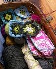 crochet from craft fair