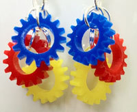 Gearrings Earrings