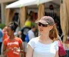 woman at craft fair