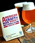 beers and signage from American Craft Beer Week