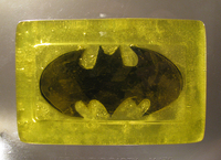 Homemade Batman Soap Marvel