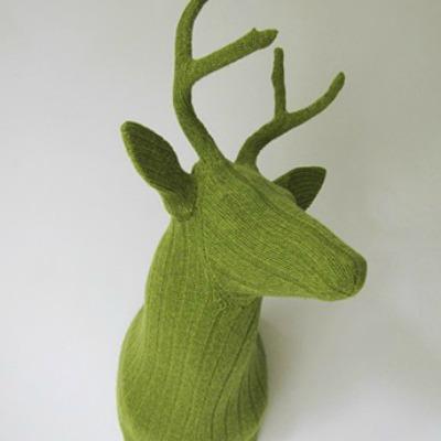 deer head home decoration