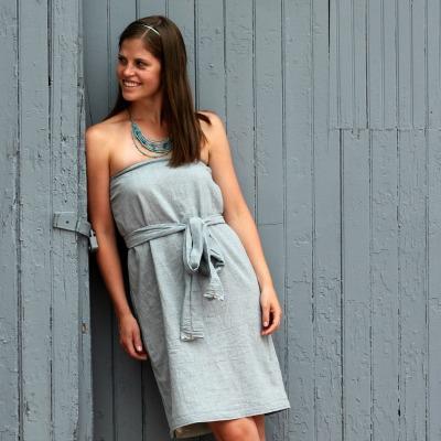 Blue Dress from Kojo Designs