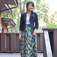 The One Hour 2 in 1 Maxi Dress