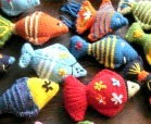 knit fish for beginners
