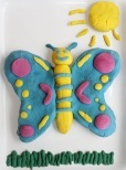 summer crafts to do with kids playdough
