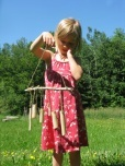 summer crafts to do with kids wind chime