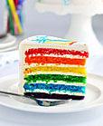 graffiti birthday cake
