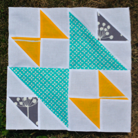 quilting with triangles quilt block bowties and blooms
