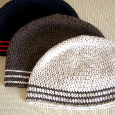 easy crochet pattern skater beanie