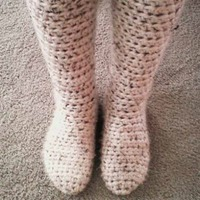 easy crochet pattern socks/booties