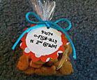 goldfish back to school snack