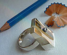 pencil sharpener ring