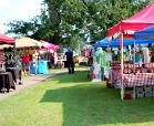 Mississippi Watermelon Festival Tents