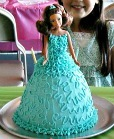 Princess Cake by One Creative Mommy