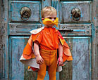 lorax Halloween costume
