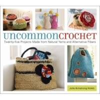 crochet felting book
