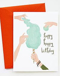 a birthday card from Paper Crave
