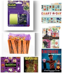 duct tape and book prizes