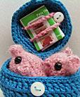 pig crochet game