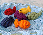 fish crochet game