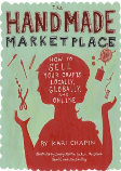 "Book cover for ""The Handmade Marketplace"""