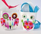 soap bottle owl crafts