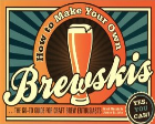 "Book cover for ""How to Make Your Own Brewskis"""