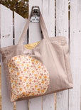 handmade Christmas gifts tote bag
