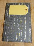 handmade Christmas gifts journal