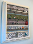 handmade Christmas gifts earring rack