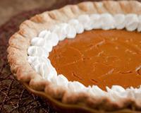 vegan baking pumpkin pie