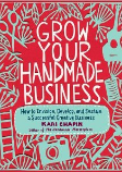 Book cover for Grow Your Homemade Business.