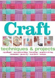 Book cover for Craft: Techniques and Projects.