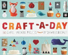 Book cover for Craft-A-Day.