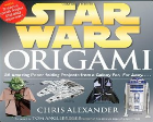 The book cover to Star Wars Origami.