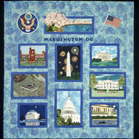 pictorial quilt from Betty Alofs