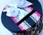handmade wedding ideas cake box