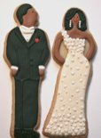handmade wedding ideas cookies