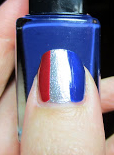 Les Miserables movie nail art
