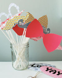 Handmade Conversations Diy Paper Decorations With Vana