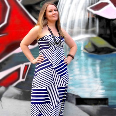 free maxi dress pattern
