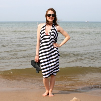 20 Minute Bathing Suit Cover up
