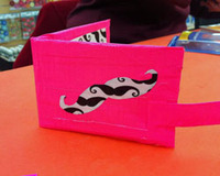 duct tape craft wallet