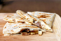 campfire quesadillas recipe