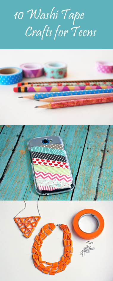 washi-tape-teen-crafts