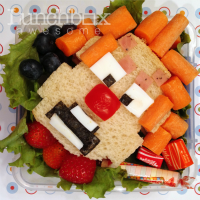 Movie-Themed Lunch Idea from LunchboxAwesome